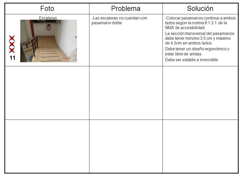 Foto Problema Solución 11 Escaleras