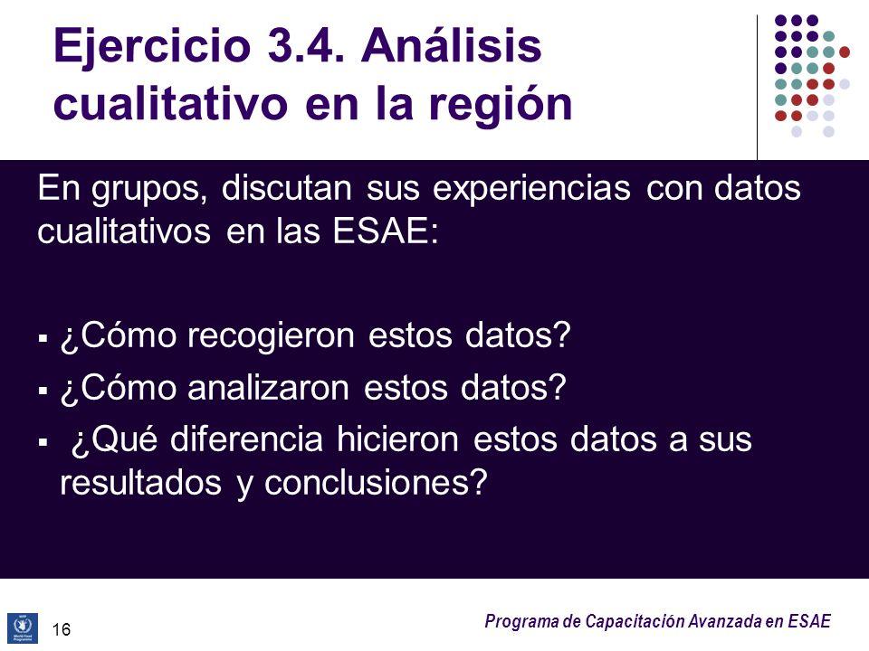 Ejercicio 3.4. Análisis cualitativo en la región