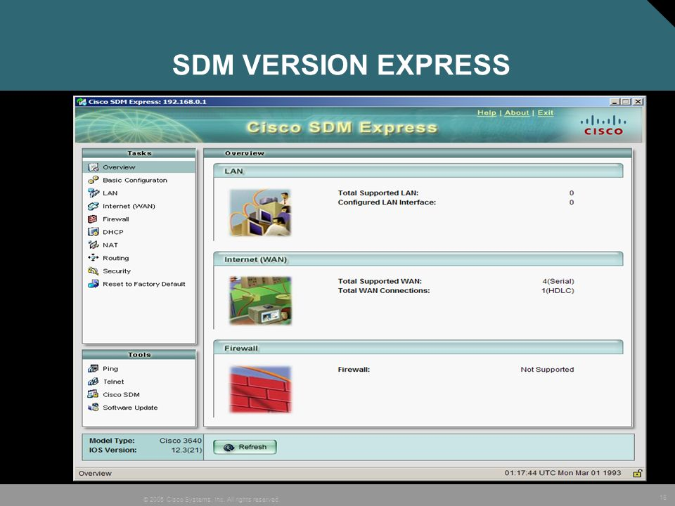 SDM VERSION EXPRESS