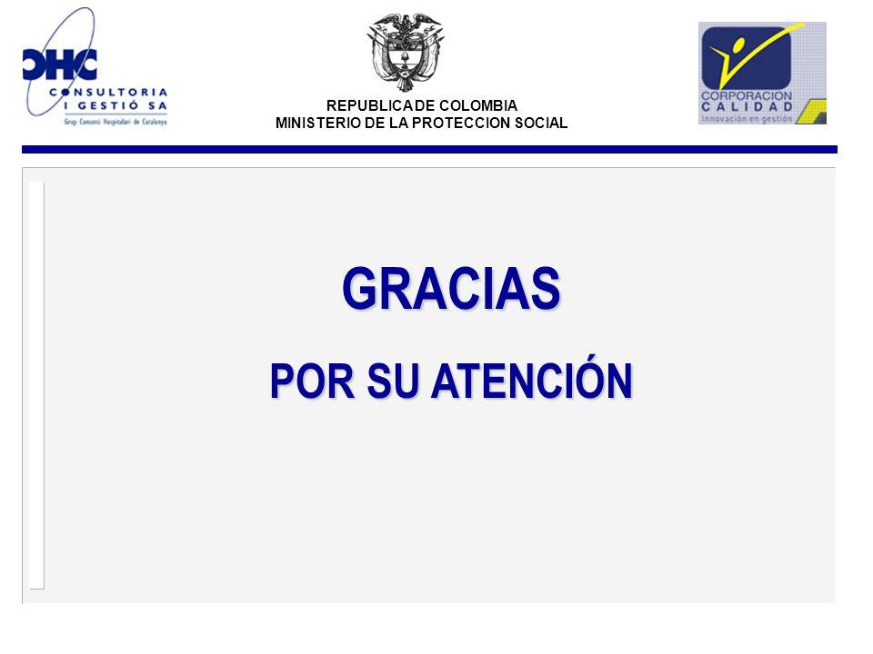 MINISTERIO DE LA PROTECCION SOCIAL
