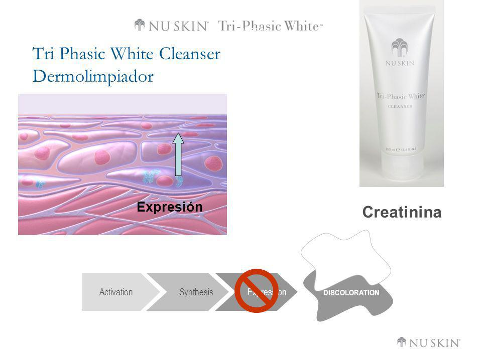 Tri Phasic White Cleanser Dermolimpiador