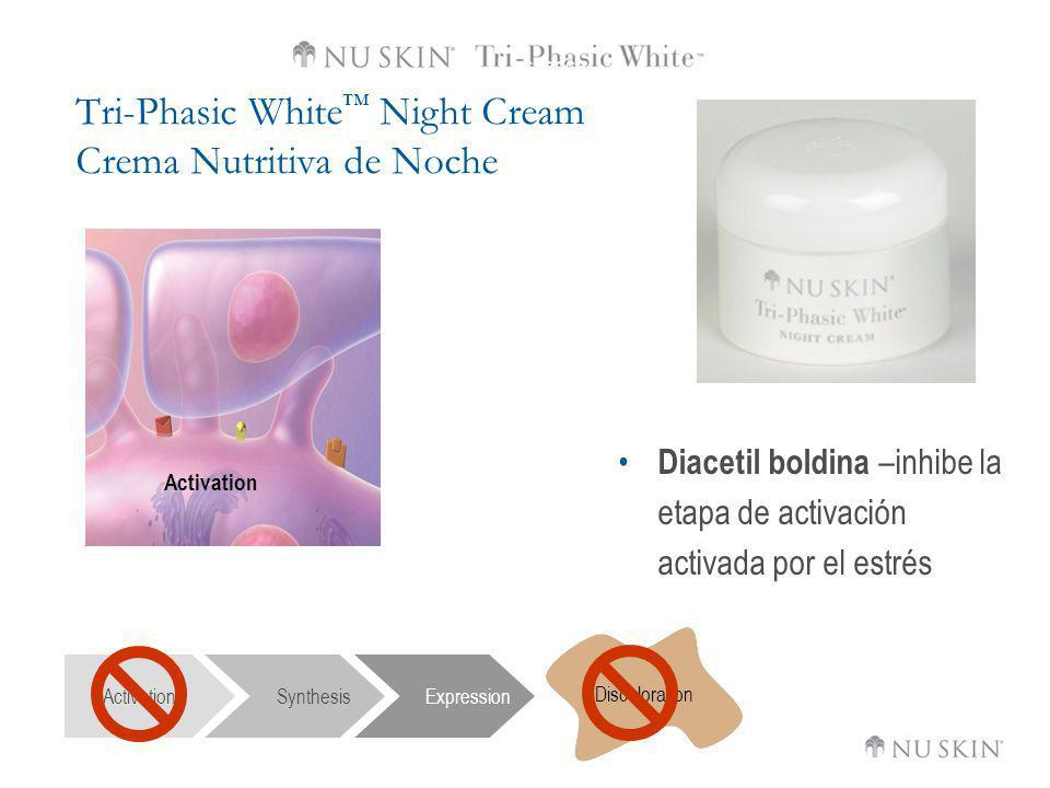 Tri-Phasic White™ Night Cream Crema Nutritiva de Noche