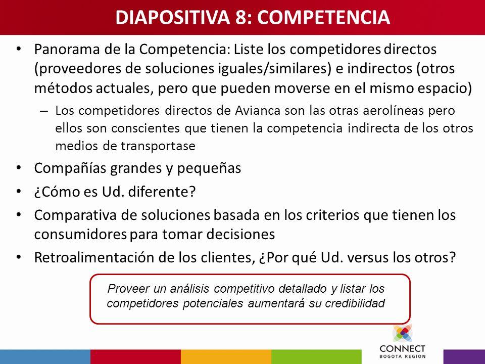 DIAPOSITIVA 8: COMPETENCIA