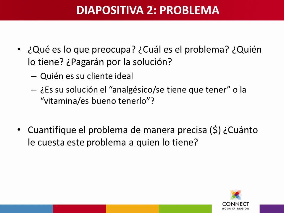 DIAPOSITIVA 2: PROBLEMA