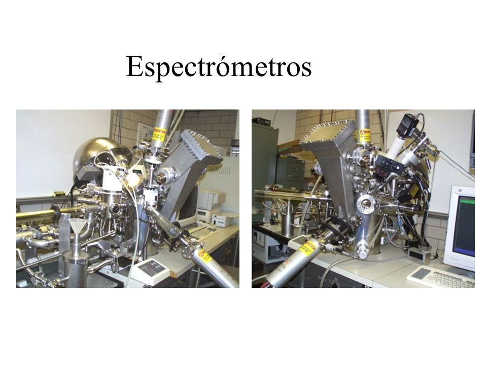 Espectrómetros