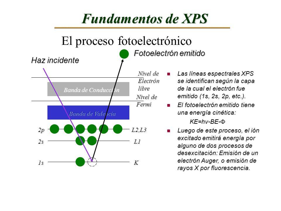 El proceso fotoelectrónico