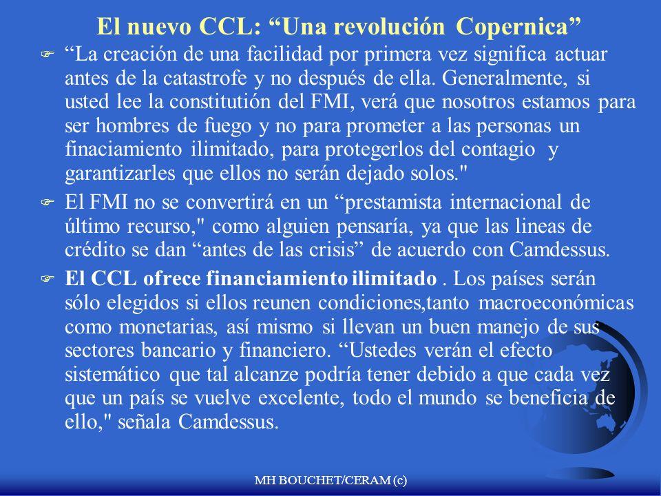 El nuevo CCL: Una revolución Copernica