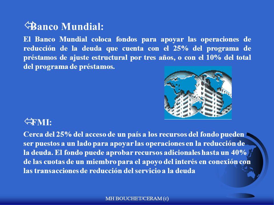Banco Mundial: