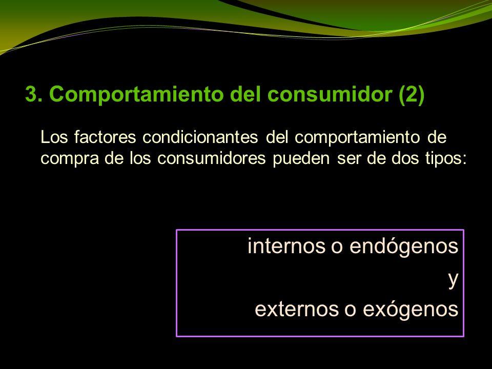 3. Comportamiento del consumidor (2)