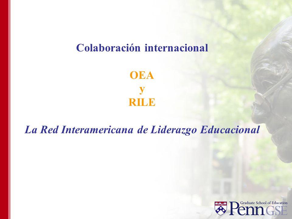 La Red Interamericana de Liderazgo Educacional