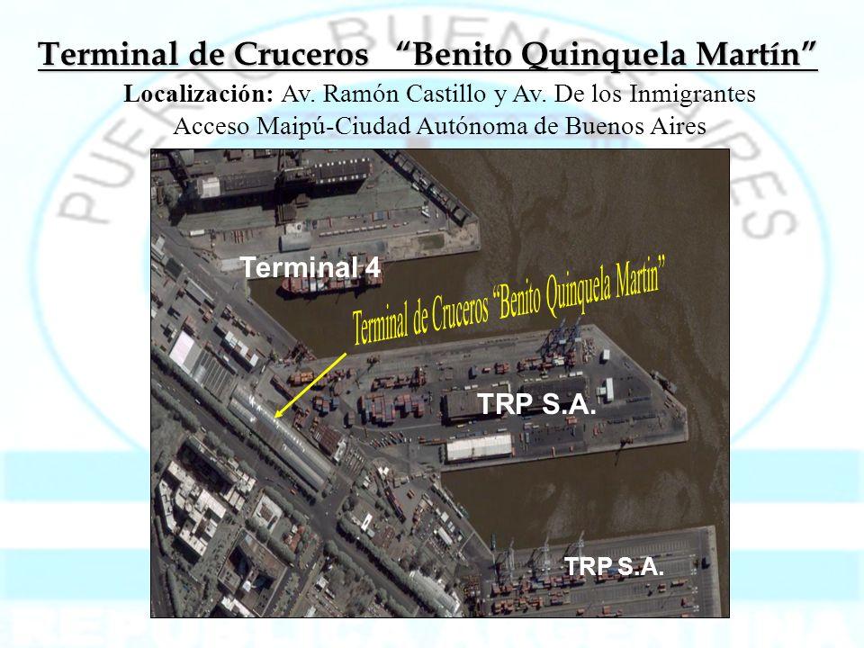 Terminal de Cruceros Benito Quinquela Martin