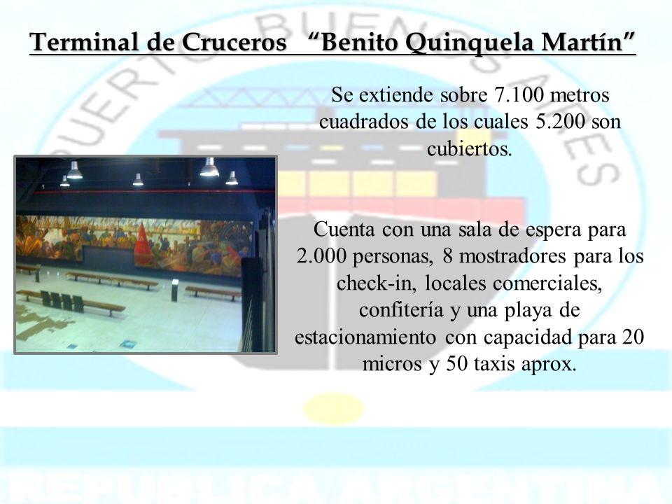 Terminal de Cruceros Benito Quinquela Martín