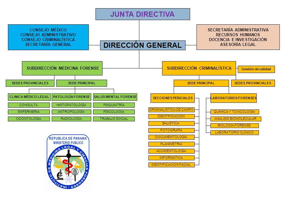 JUNTA DIRECTIVA DIRECCIÓN GENERAL