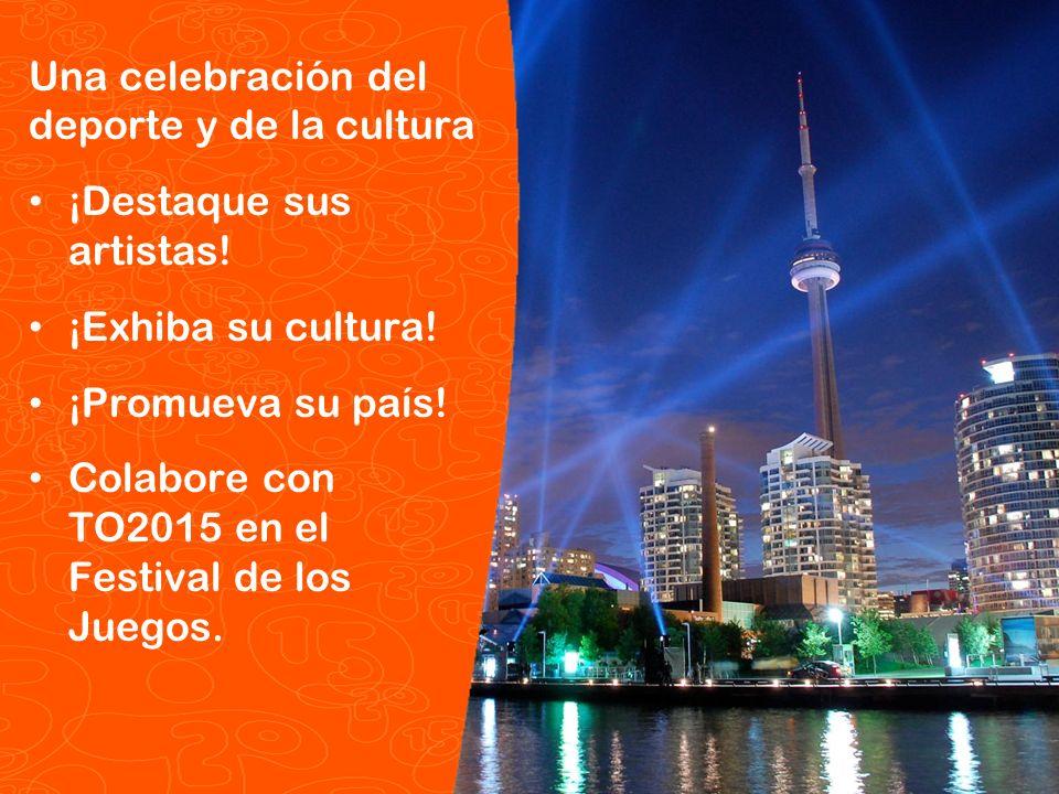 Una celebración del deporte y de la cultura