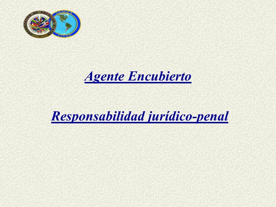 Responsabilidad jurídico-penal