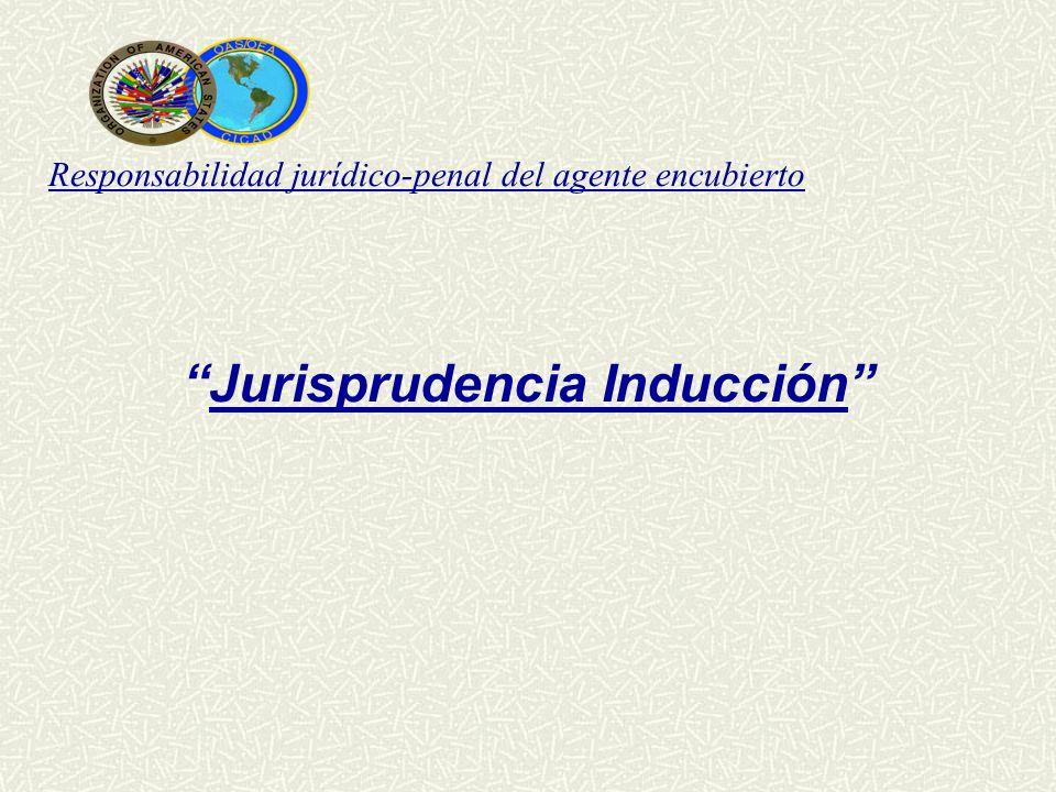 Jurisprudencia Inducción