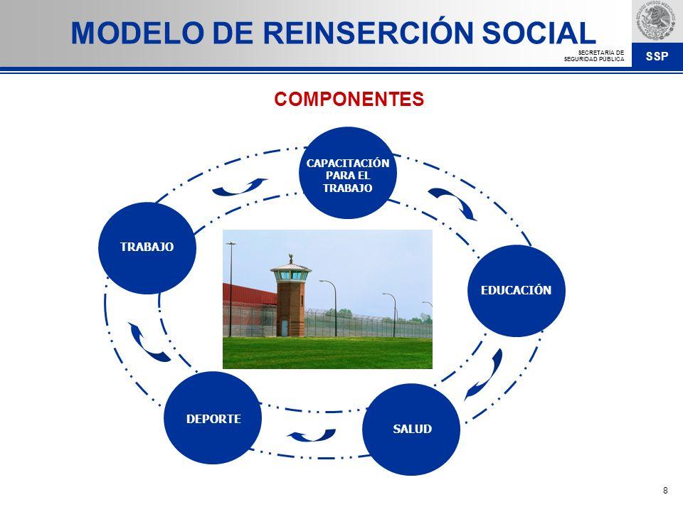 MODELO DE REINSERCIÓN SOCIAL