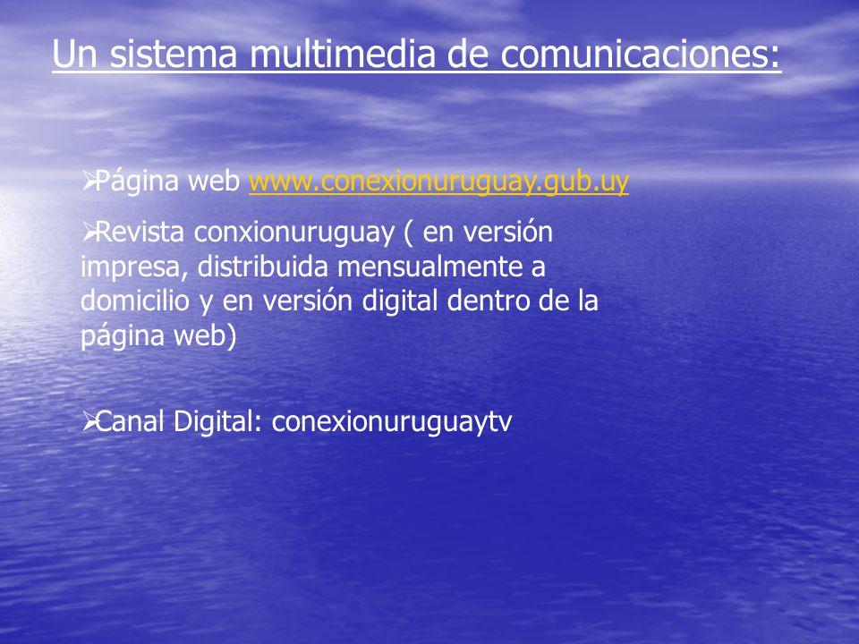 Un sistema multimedia de comunicaciones: