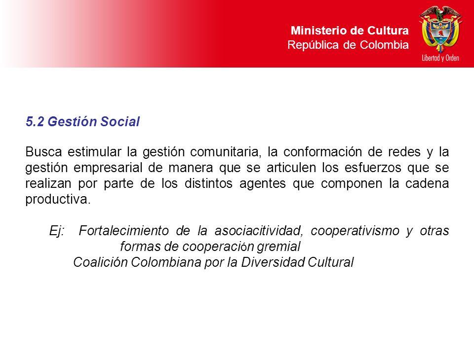 Coalición Colombiana por la Diversidad Cultural