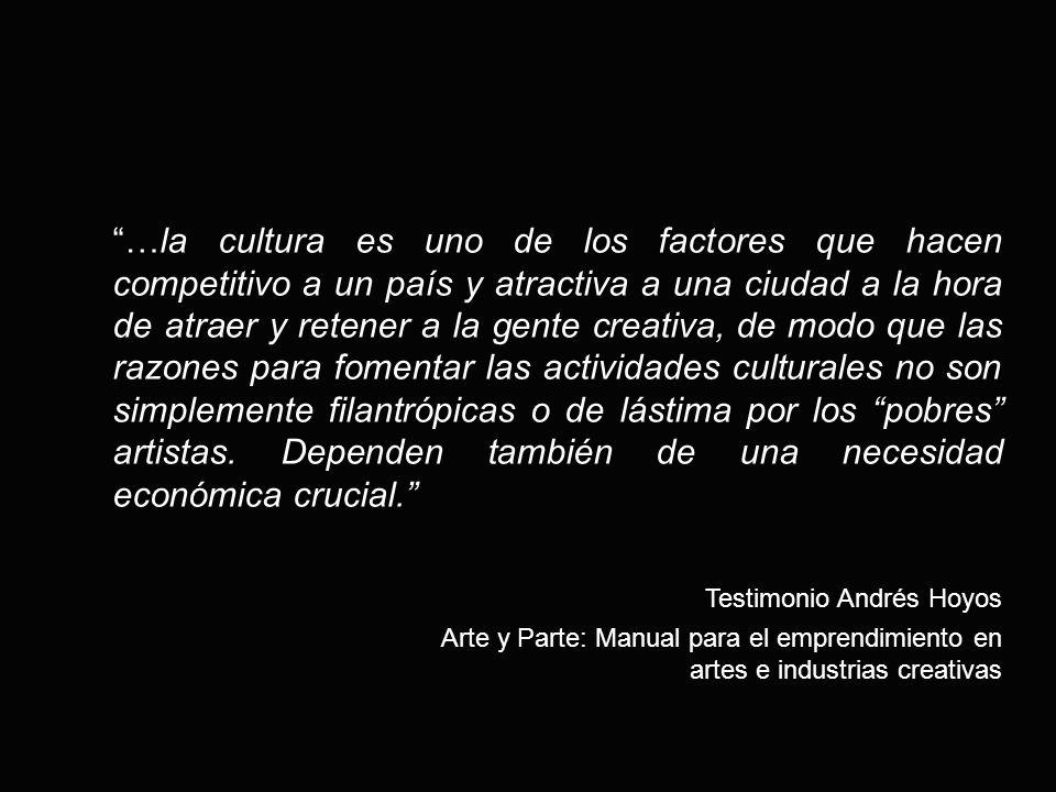 Testimonio Andrés Hoyos