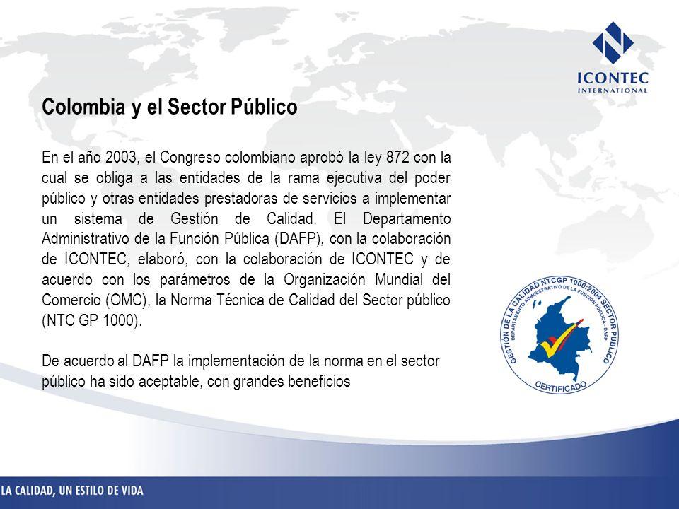 Colombia y el Sector Público