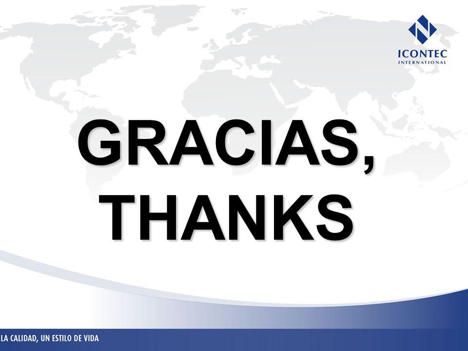 GRACIAS, THANKS