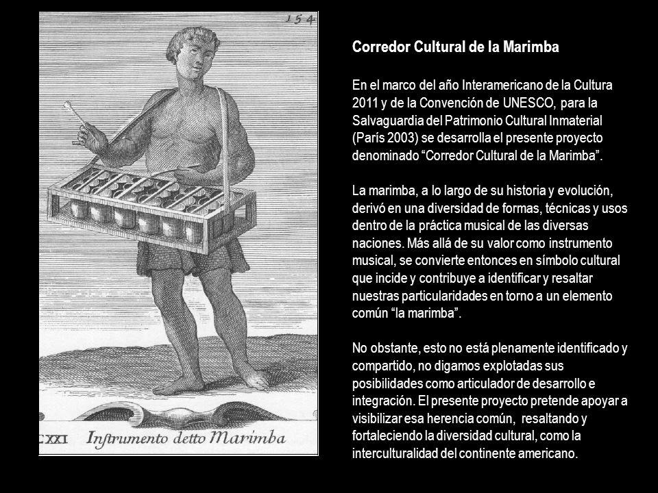 Corredor Cultural de la Marimba