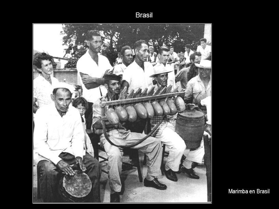 Brasil Marimba en Brasil