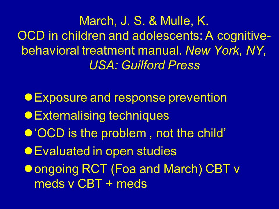 cbt treatment manual for anxiety