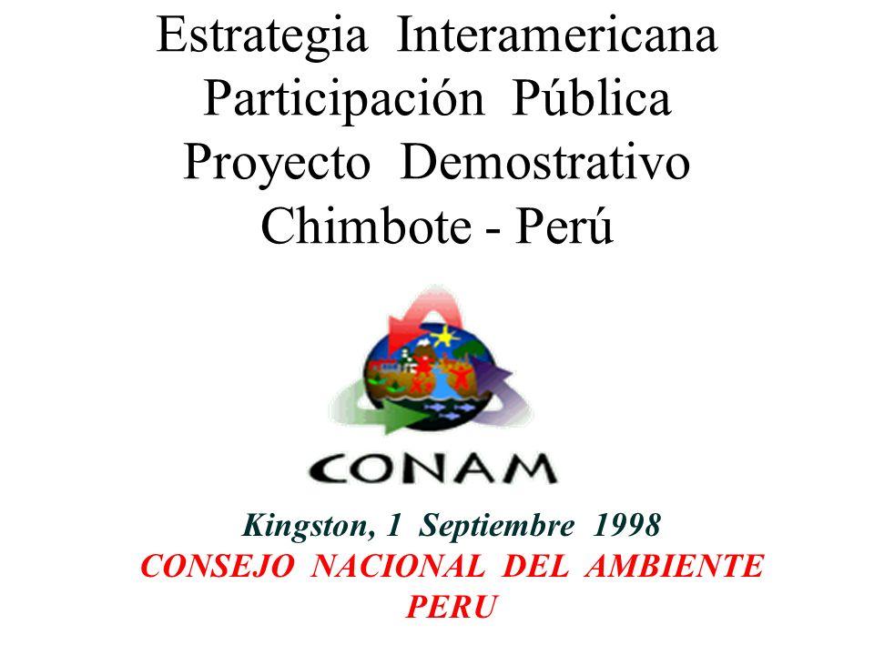 CONSEJO NACIONAL DEL AMBIENTE