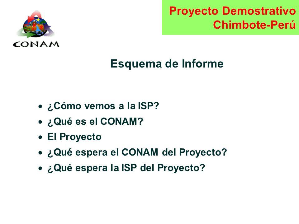 Proyecto Demostrativo Chimbote-Perú