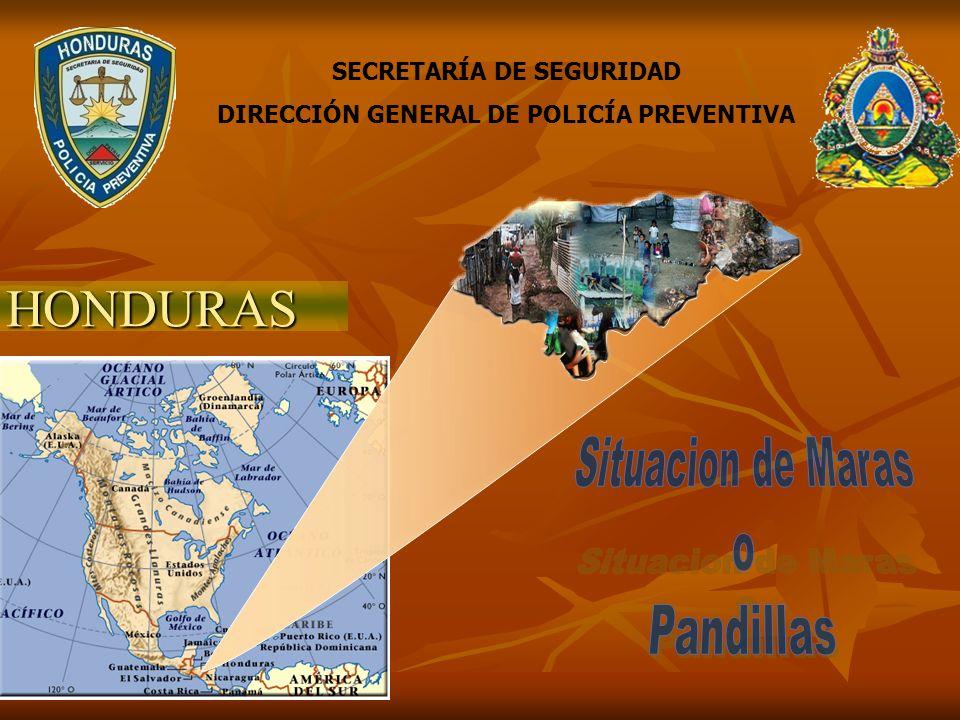 SECRETARÍA DE SEGURIDAD DIRECCIÓN GENERAL DE POLICÍA PREVENTIVA