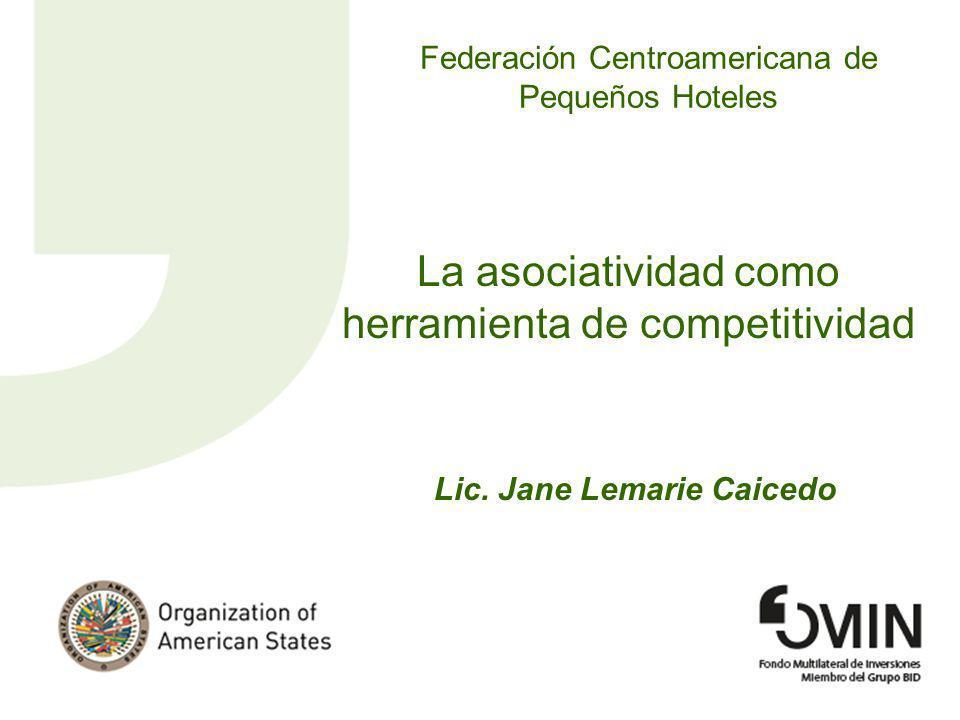 La asociatividad como herramienta de competitividad