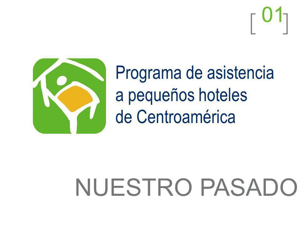 NUESTRO PASADO 01 Programa de asistencia a pequeños hoteles