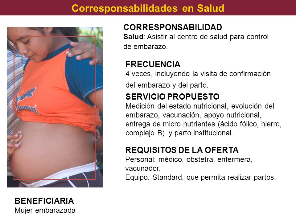 Corresponsabilidades en Salud