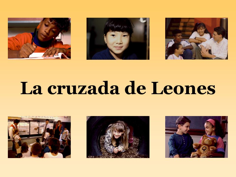 La cruzada de Leones