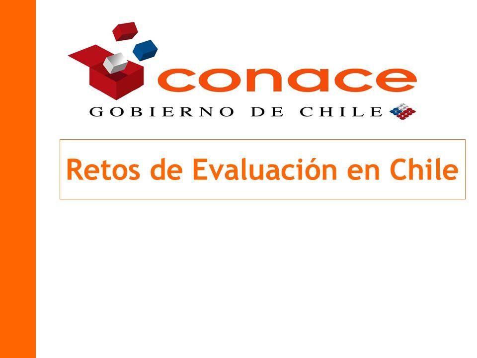 Retos de Evaluación en Chile