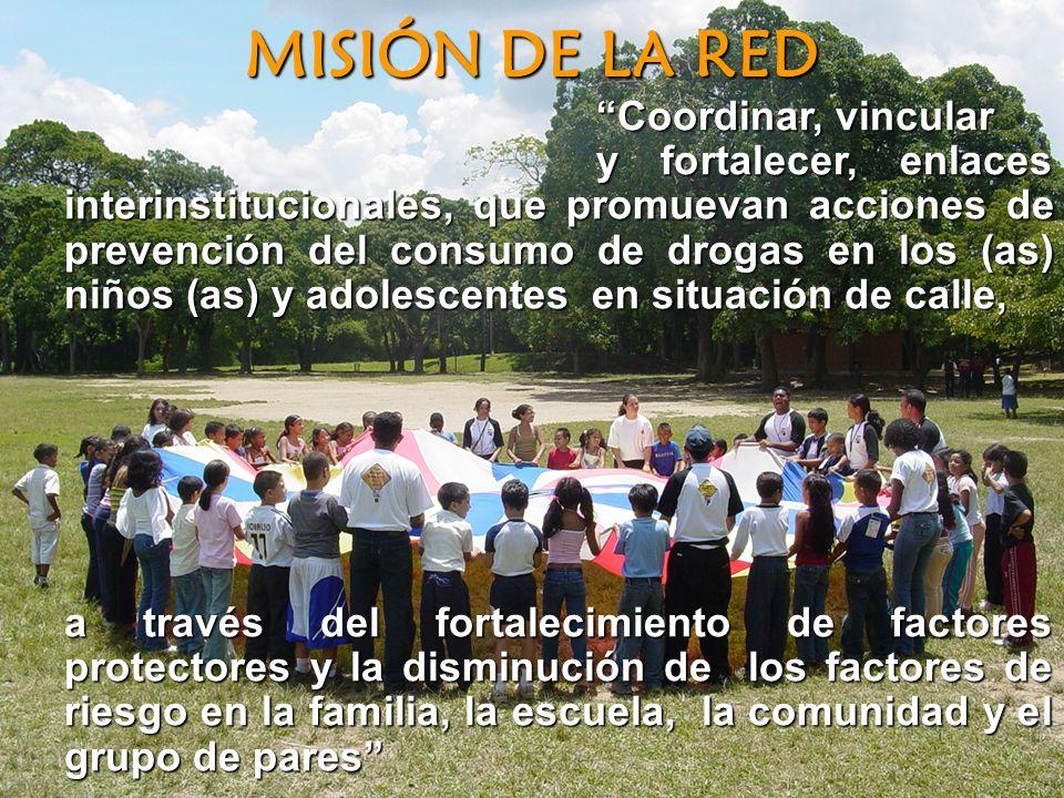 MISIÓN DE LA RED