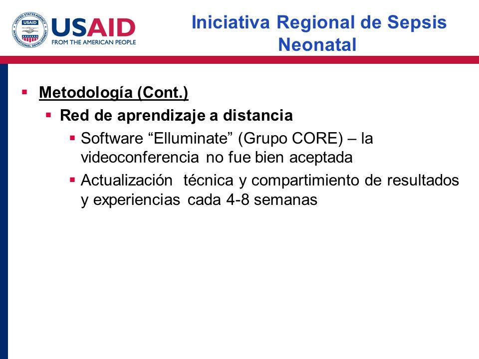 Iniciativa Regional de Sepsis Neonatal