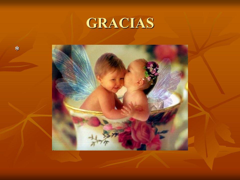 GRACIAS *