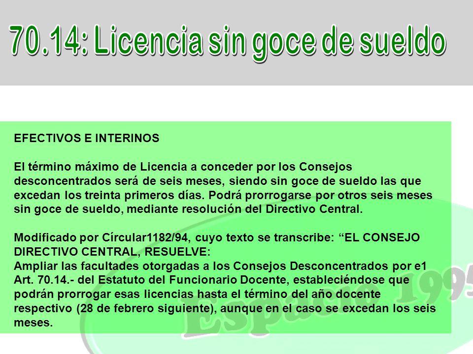 Estatuto del funcionario docente licencias ppt descargar for Funcionarios docentes en el exterior
