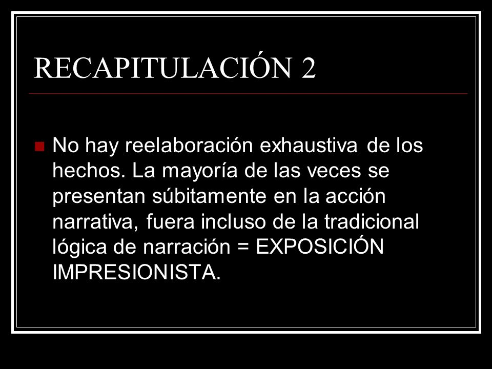 RECAPITULACIÓN 2