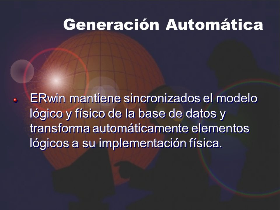 Generación Automática