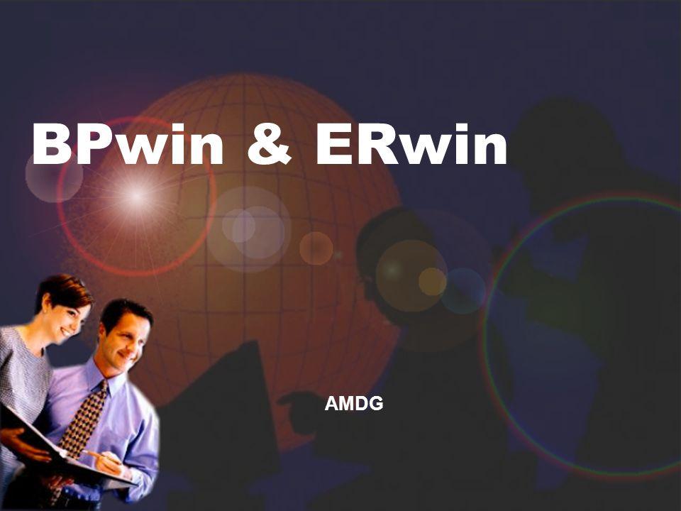 BPwin & ERwin AMDG