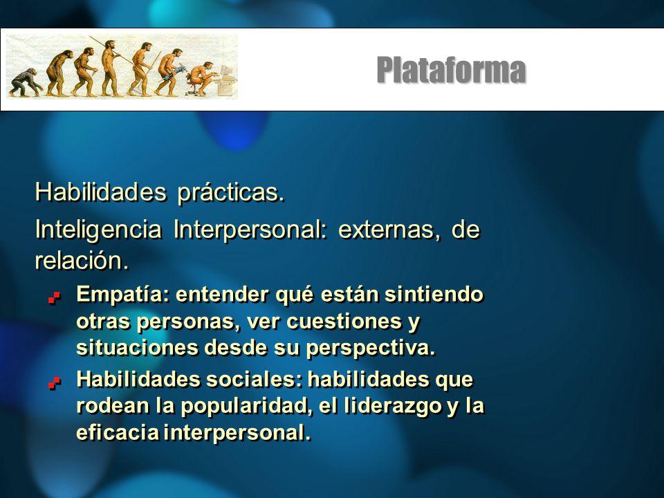 Plataforma Habilidades prácticas.