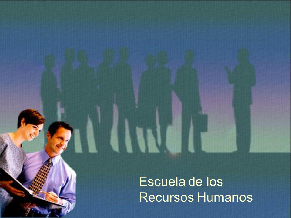 Escuela de los Recursos Humanos
