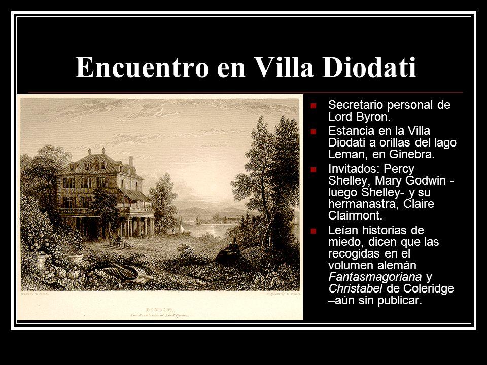 Encuentro en Villa Diodati