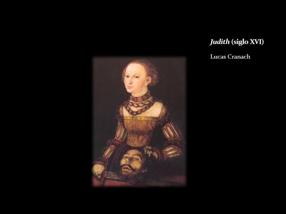 Judith (siglo XVI) Lucas Cranach
