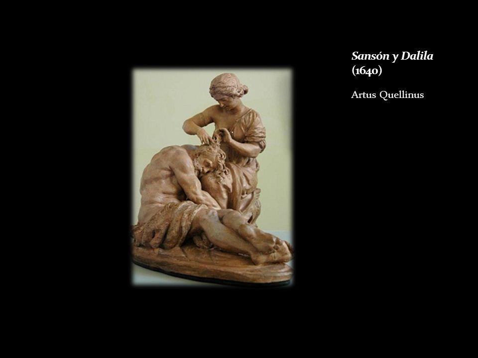 Sansón y Dalila (1640) Artus Quellinus