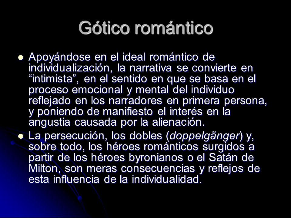 Gótico romántico